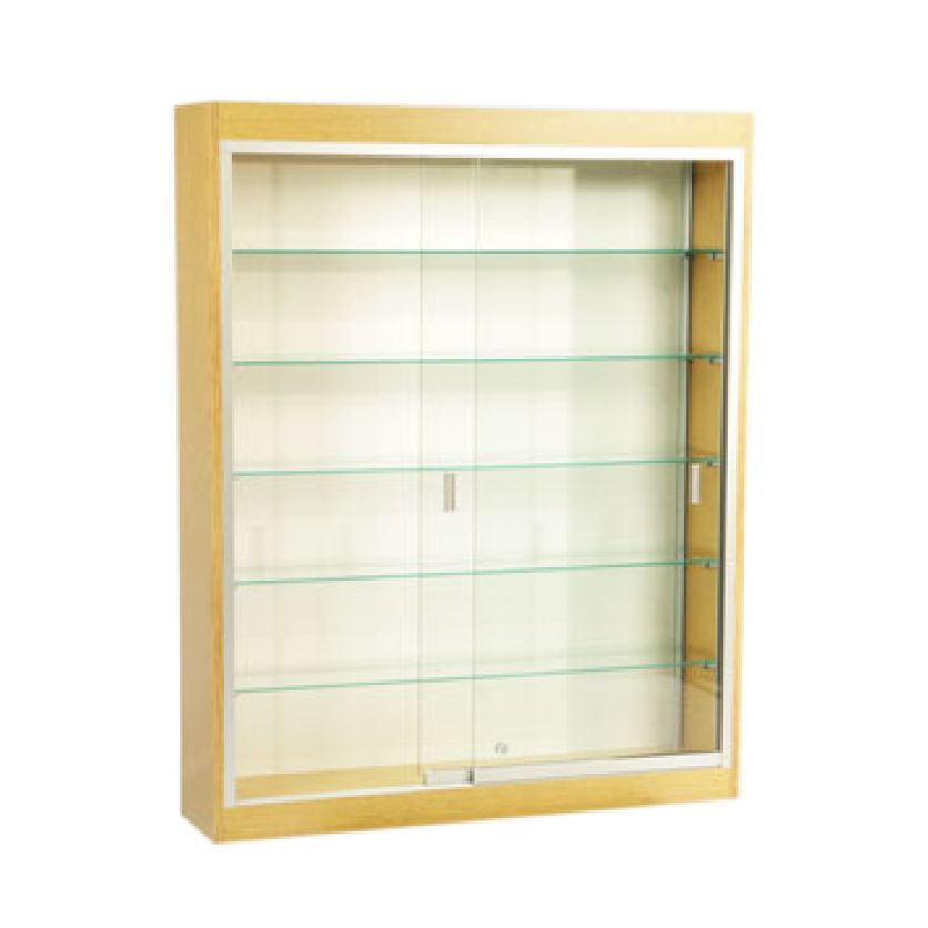 Wall Mounted Display Cases Tecno Display